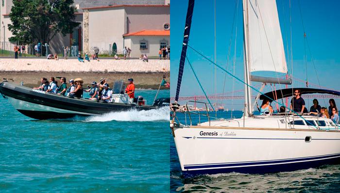 Boat Rentals in Lisbon